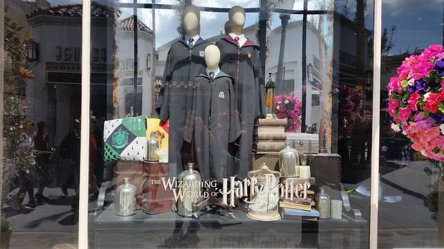 The Wizarding World of Harry Potter Hollywood La Visita di ScreenWeek - 1