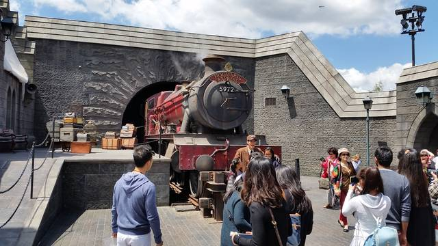 The Wizarding World of Harry Potter Hollywood La Visita di ScreenWeek - 27
