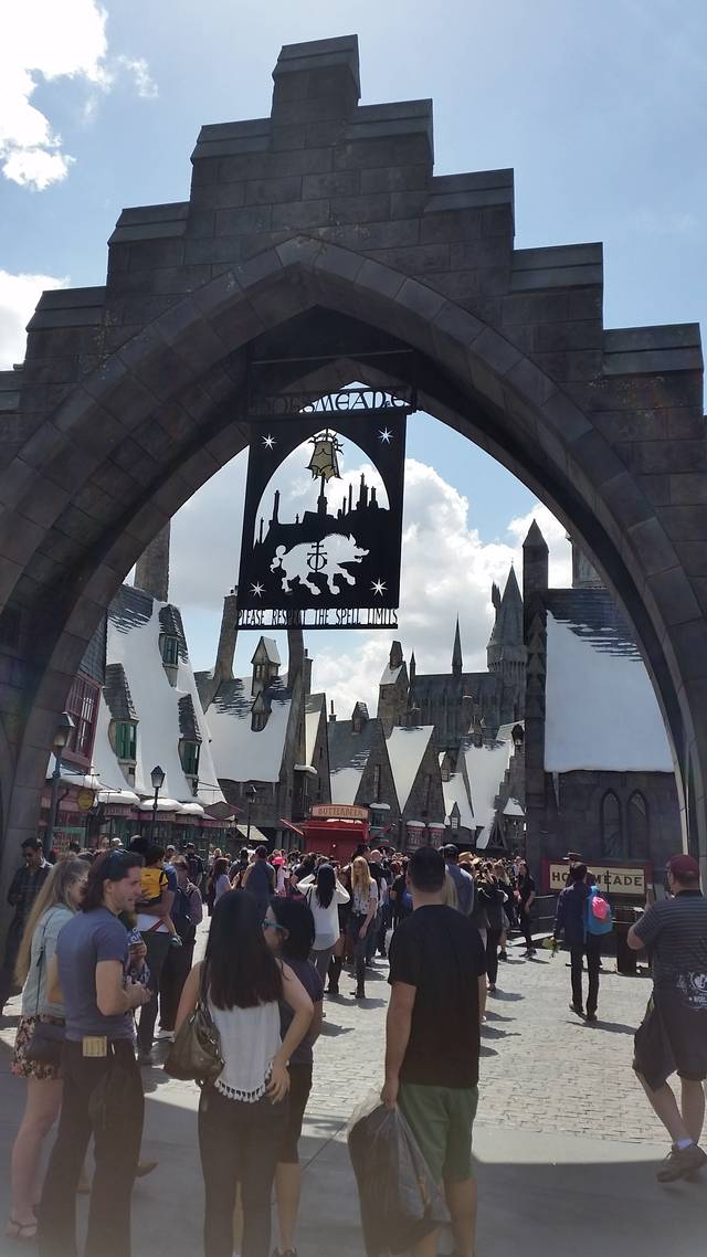 The Wizarding World of Harry Potter Hollywood La Visita di ScreenWeek - 3