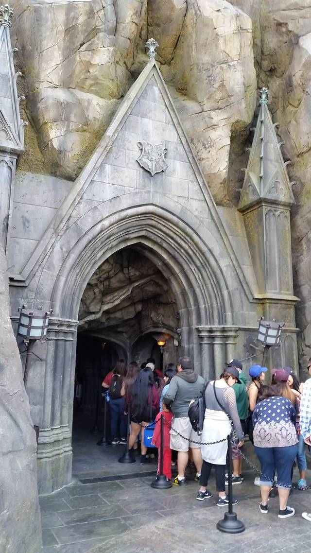 The Wizarding World of Harry Potter Hollywood La Visita di ScreenWeek - 4