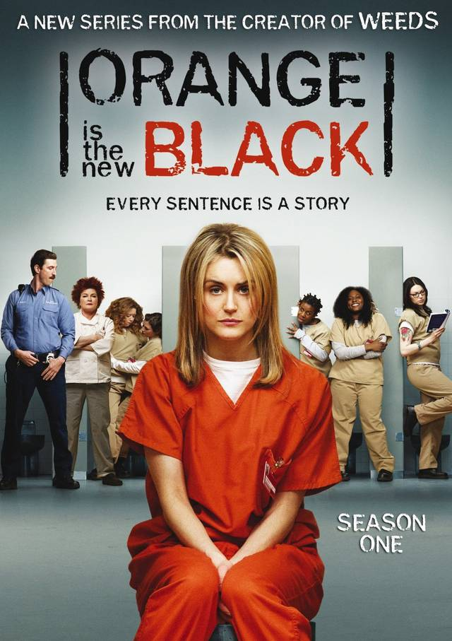 Orange is the new black stagione 1 poster mid