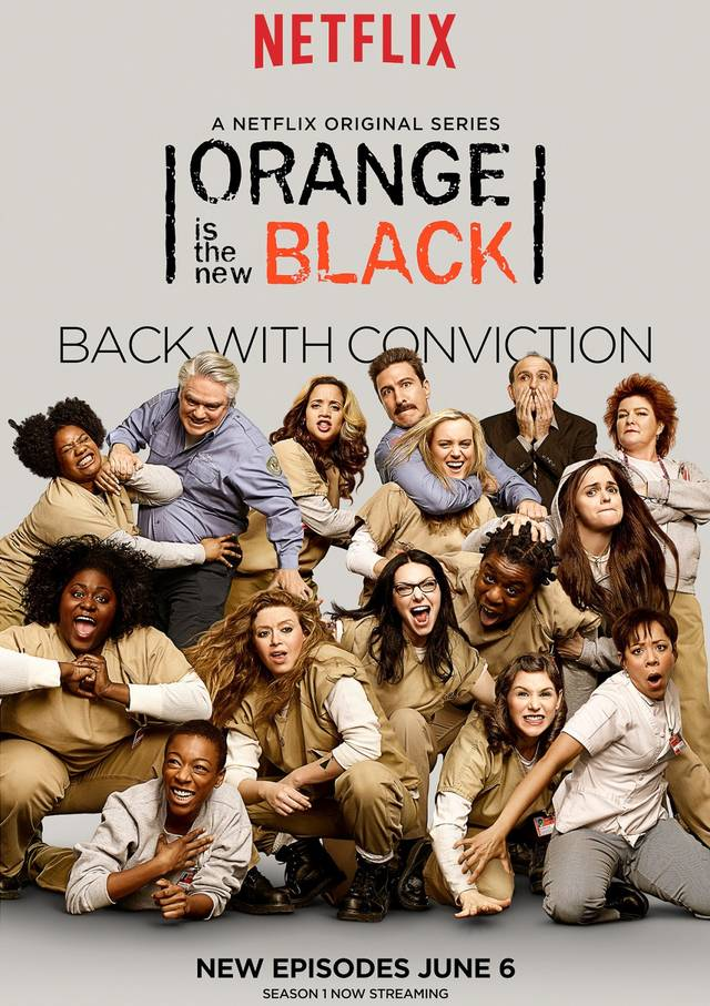 Orange is the new black stagione 2 poster mid