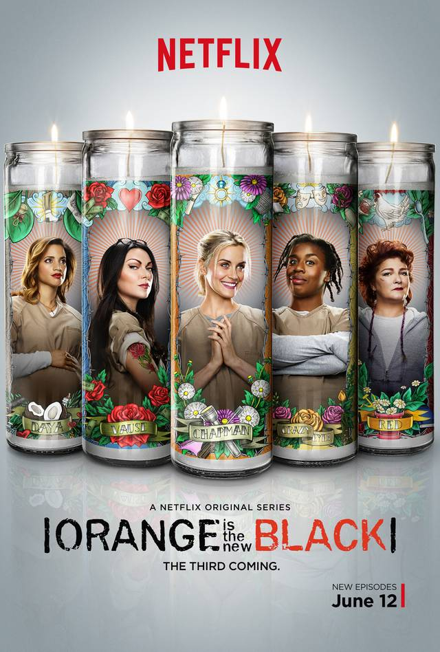 Orange is the new black stagione 3 poster mid
