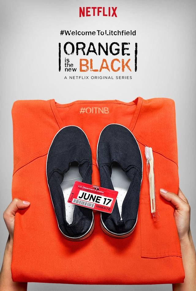 Orange is the new black stagione 4 poster 2 mid