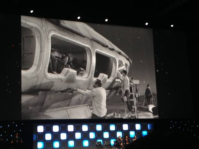 Star Wars Celebration Episode 8 5