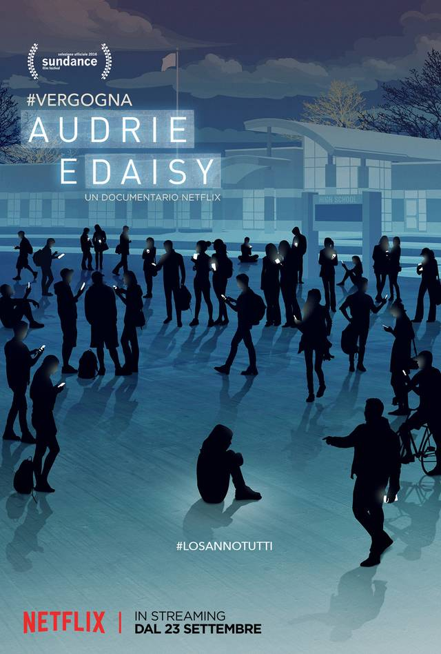 Il poster di Audie & Daisy