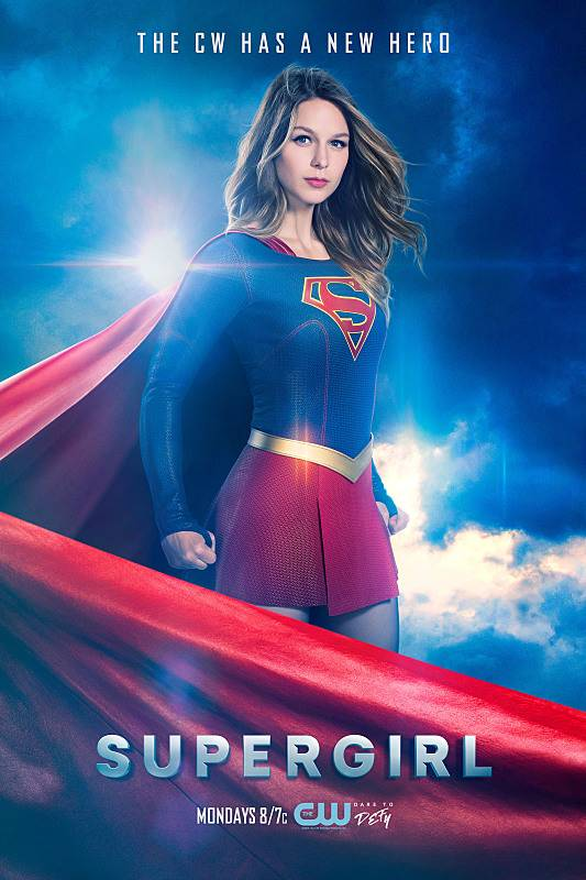 Supergirl 2 poster mid