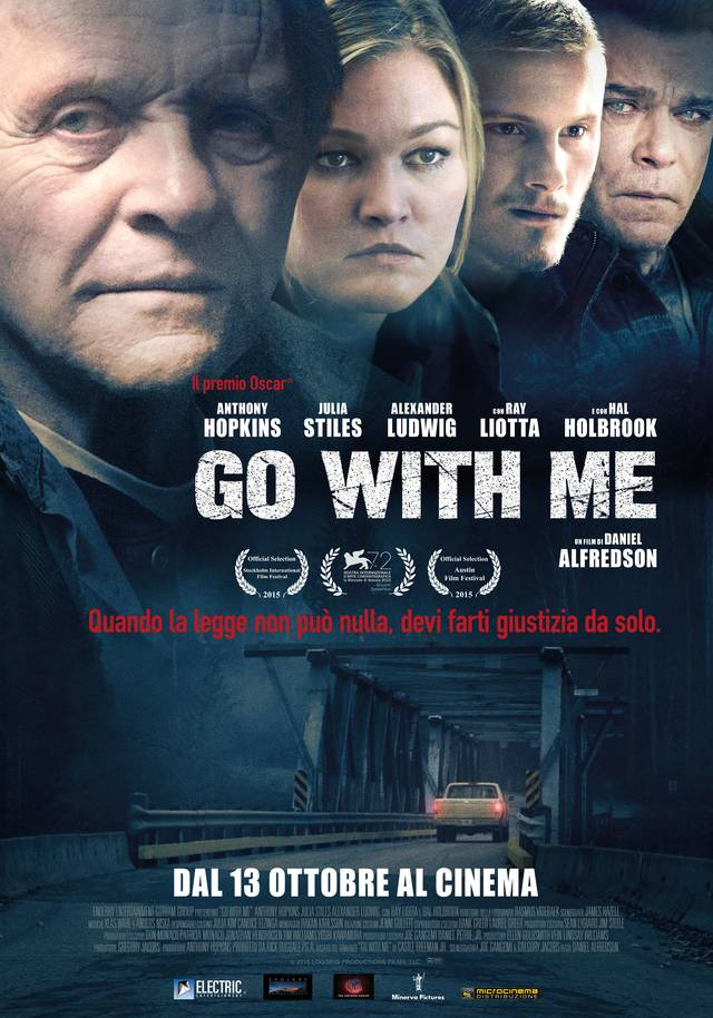 Go with me Poster Italia