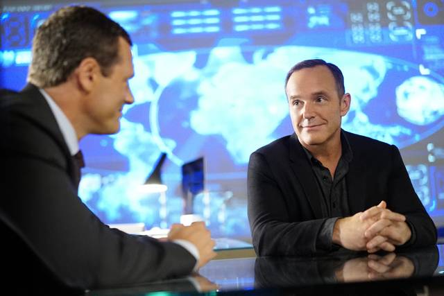 Agents of SHIELD 4x02 Coulson The Director Promo 02