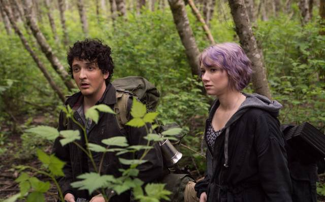 Blair Witch Wes Robinson Valorie Curry foto dal film 3