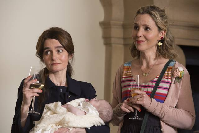 Bridget Jones's Baby Renée Sally Phillips Shirley Henderson foto dal film 1