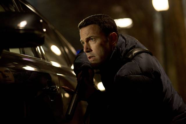 The Accountant Ben Affleck foto dal film 1