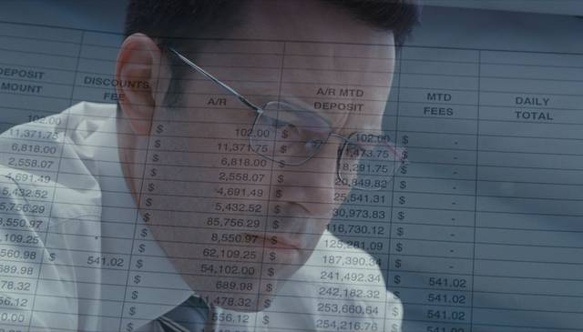 The Accountant Ben Affleck foto dal film 4