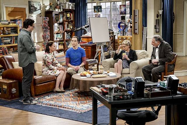 The Big Bang Theory 10x01 Leonard Mary Sheldon Beverly Alfred Promo 08