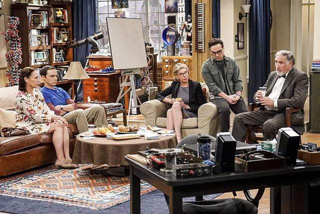 The Big Bang Theory 10x01 Mary Sheldon Beverly Leonard Alfred Promo 19