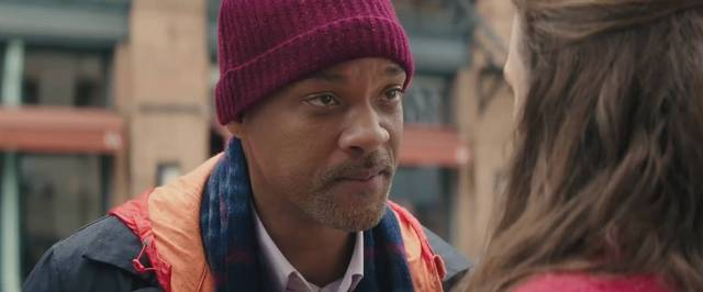 Collateral Beauty Will Smith foto dal film 2