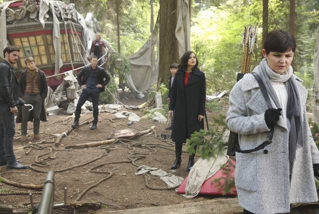 Once Upon a Time 6x01 Mary Margaret Uncino David Emma Henry Regina Promo 01
