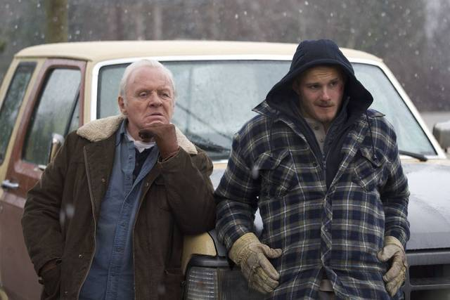 Go with me Anthony Hopkins Alexander Ludwig foto dal film 1