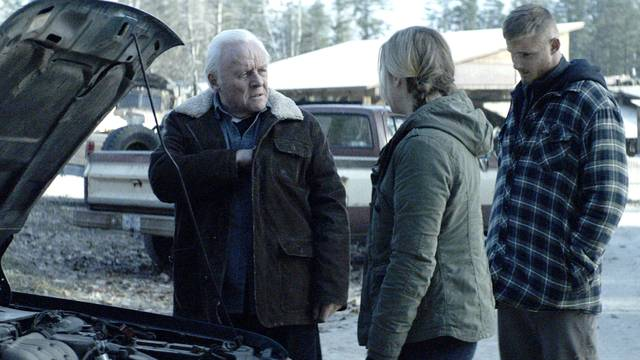 Go with me Anthony Hopkins Julia Stiles Alexander Ludwig foto dal film 2
