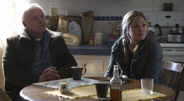 Go with me Anthony Hopkins Julia Stiles foto dal film 2