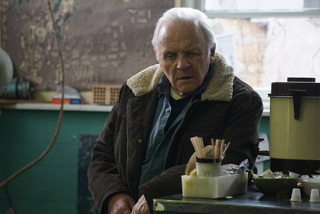 Go with me Anthony Hopkins foto dal film 3
