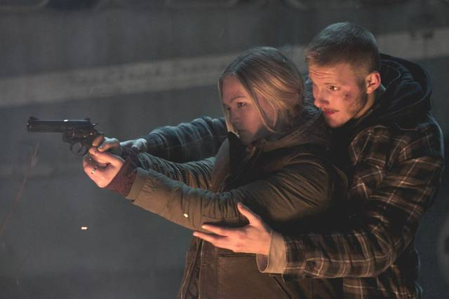 Go with me Julia Stiles Alexander Ludwig foto dal film 3