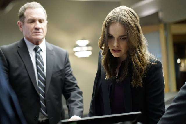 Agents of SHIELD 4x03 Simmons Promo 16