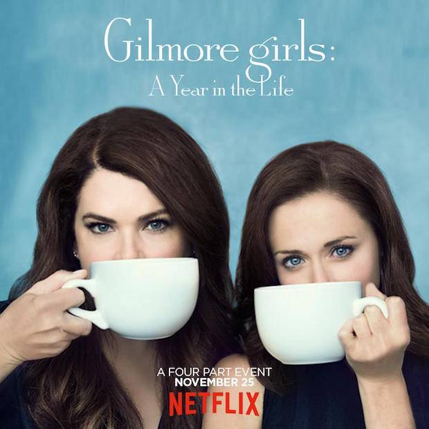 Gilmore girls poster mid