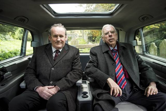 The Journey Timothy Spall Colm Meaney foto dal film