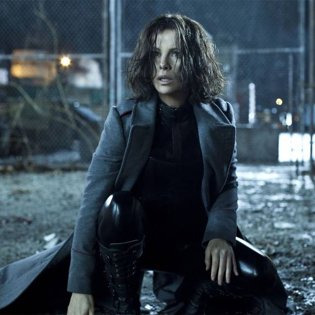Underworld - Blood Wars Kate Beckinsale foto dal film 3