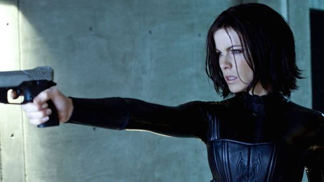 Underworld - Blood Wars Kate Beckinsale foto dal film 4
