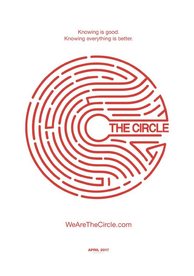The Circle Teaser Poster USA