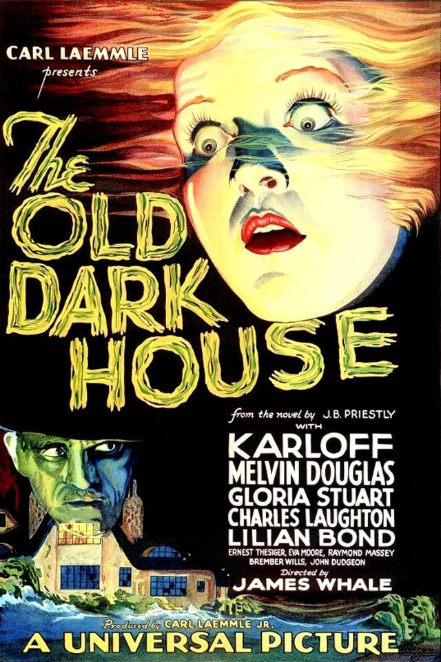 The Old Dark House (1932) Poster USA