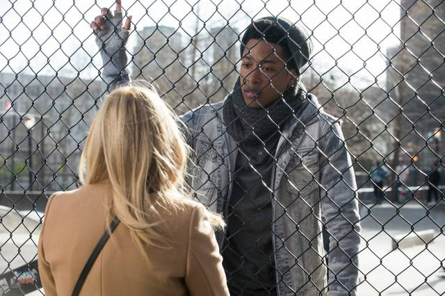 Collateral Beauty Jacob Latimore foto dal film 2