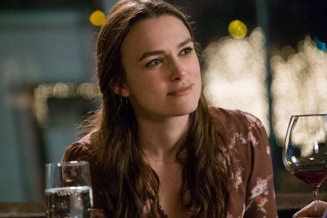 Collateral Beauty Keira Knightley foto dal film 1
