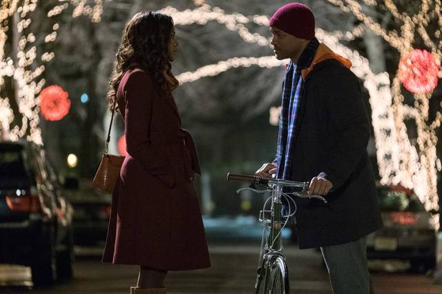 Collateral Beauty Will Christopher Smith Naomie Harris foto dal film 2
