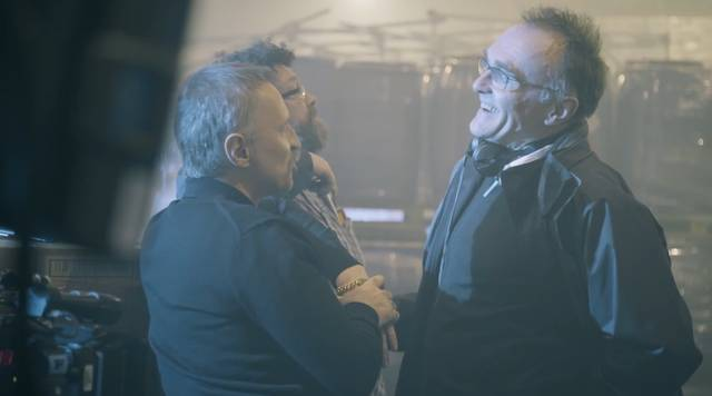 T2 - Trainspotting Danny Boyle Robert Carlyle foto dal set 1
