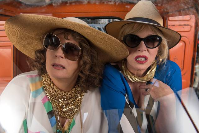 Absolutely Fabulous - The Movie Jennifer Saunders Joanna Lumley foto dal film 13
