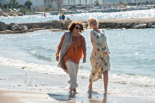 Absolutely Fabulous - The Movie Jennifer Saunders Joanna Lumley foto dal film 1