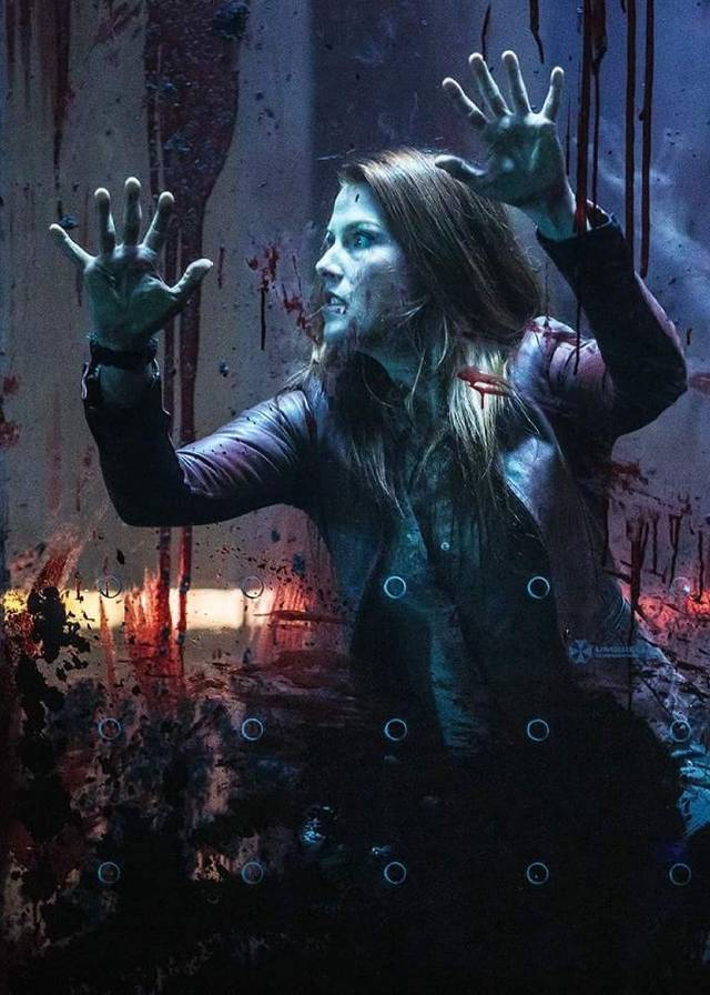 Resident Evil - The Final Chapter Ali Larter foto dal film 2