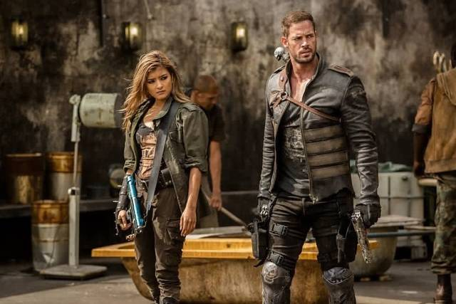 Resident Evil - The Final Chapter Rola William Levy foto dal film 2