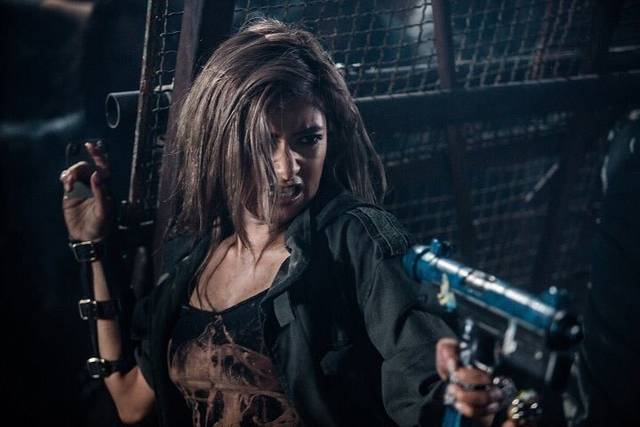 Resident Evil - The Final Chapter Rola foto dal film 1