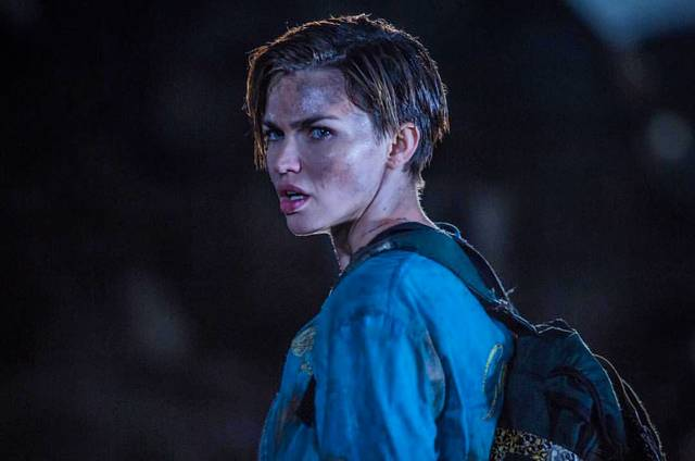 Resident Evil - The Final Chapter Ruby Rose foto dal film 1