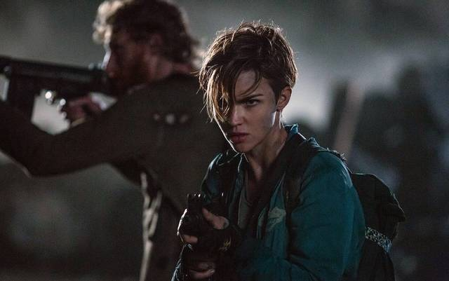 Resident Evil - The Final Chapter Ruby Rose foto dal film 3