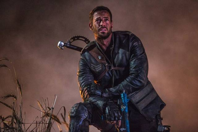 Resident Evil - The Final Chapter William Levy foto dal film 1