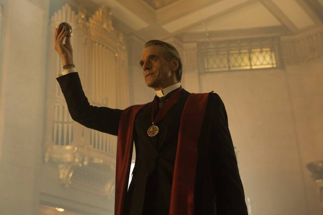 Assassin's Creed Jeremy Irons foto dal film 2