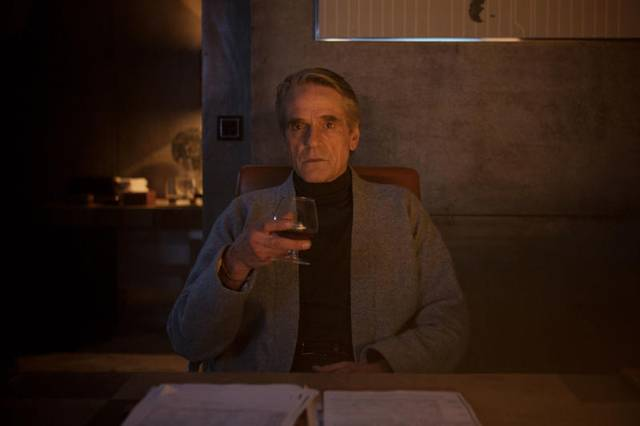 Assassin's Creed Jeremy Irons foto dal film 3