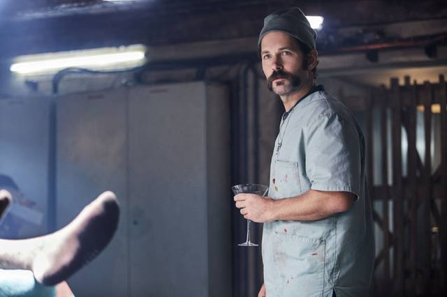 Paul Rudd in Mute