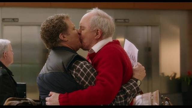 Daddy's Home 2 John Lithgow Will Ferrell foto dal film 1