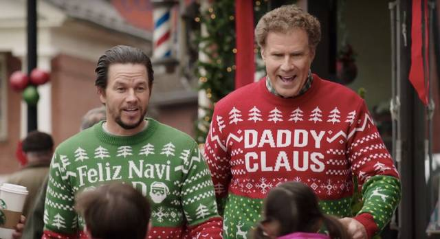 Daddy's Home 2 Mark Wahlberg Will Ferrell foto dal film 1